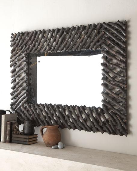 """""""Twig"""" Mirror"""
