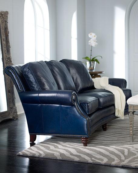 Havelock Leather Sofa