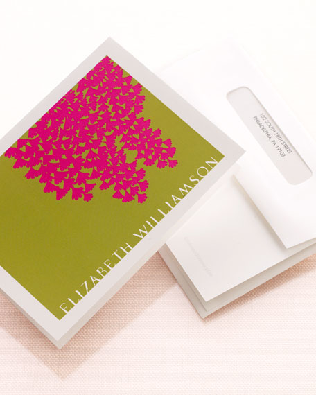 """Maidenhair"" Notecards"