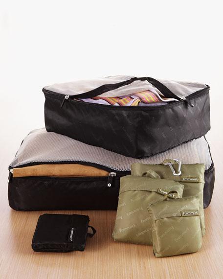 Three Cargo Packing Squares
