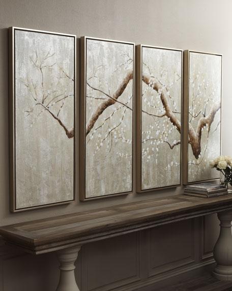 """""""Japanese Garden"""" Panels"""