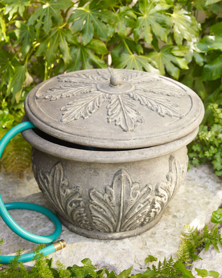 Acanthus Leaf Hose Holder