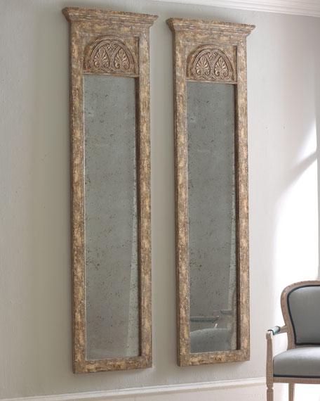"""Julius"" Dressing Mirror"