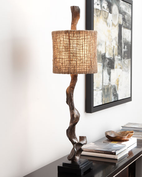 """Driftwood"" Table Lamp"