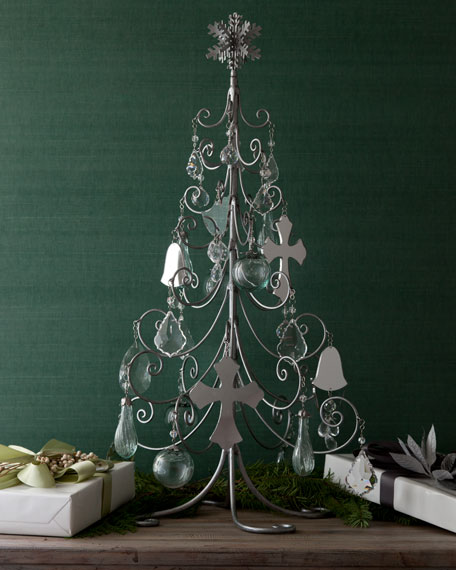 Tree and Ornament Set