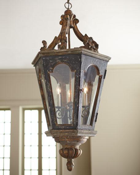 French lantern pendant light french lantern pendant light aloadofball Gallery