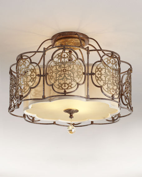 Belleville Ceiling Light