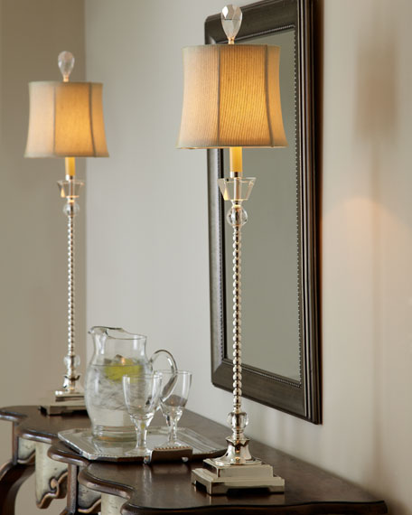 """Sherise"" Buffet Lamp"