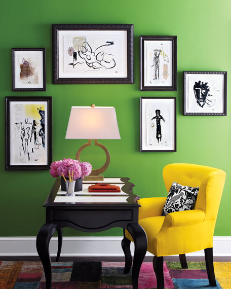 Abstract Wall Gallery