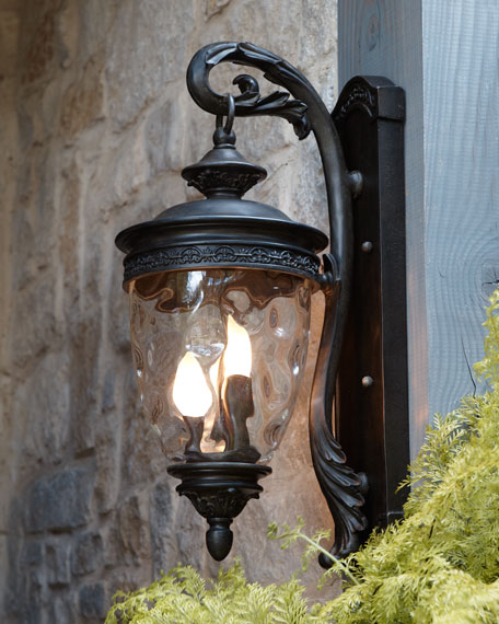 """Georgia"" Outdoor Lantern"