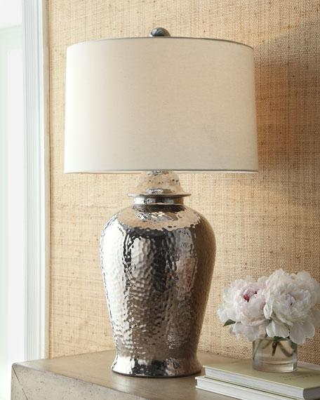 """""""Platinum Bay"""" Table Lamp"""