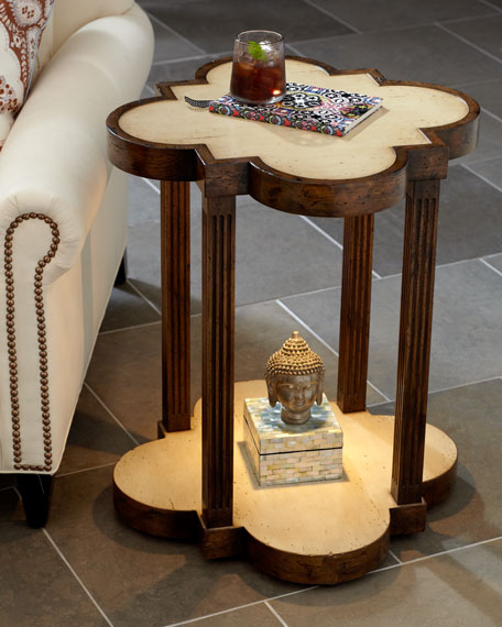"""Clover"" Side Table"