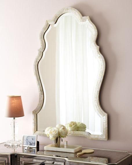 Kabebe Shell Mirror