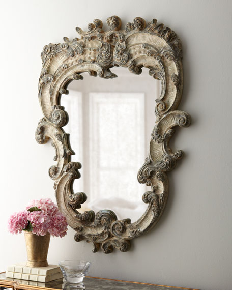"""Demetrius"" Mirror"