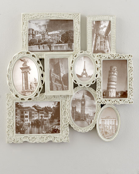 Multi-Frame Collage Frame
