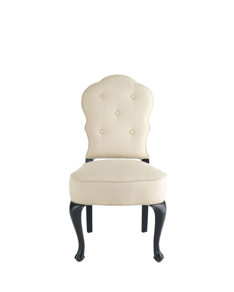 """Two """"Lita"""" Side Chairs"""