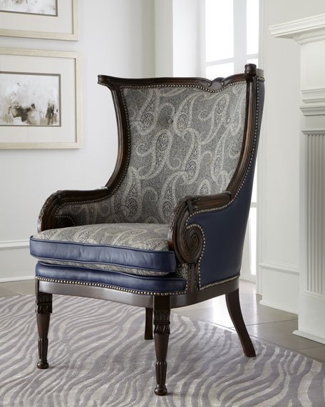 """Joliet Paisley"" Chair"