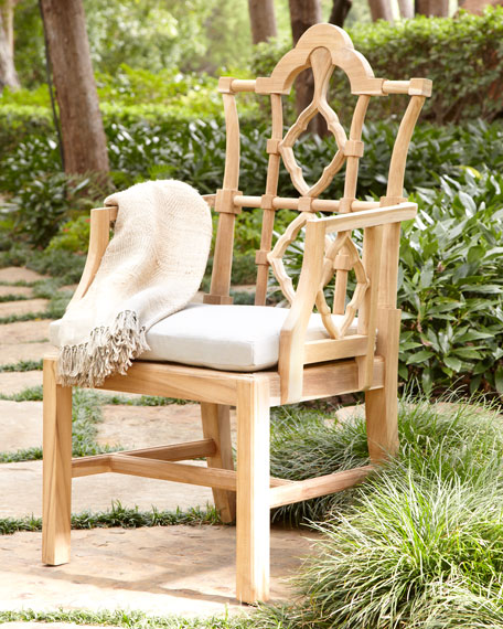 Outdoor Italian Armchair