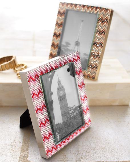 Swarovski Crystal Photo Frame