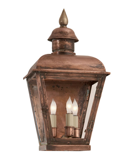 Outdoor Colonial Wall Sconce