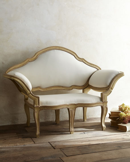 tara shaw italian baroque canape sofa. Black Bedroom Furniture Sets. Home Design Ideas