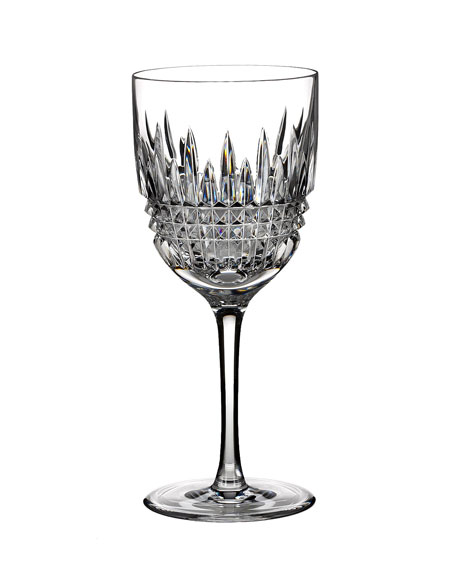 """Lismore Diamond"" White Wine Glass"