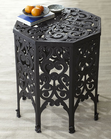 Moroccan Garden Seat