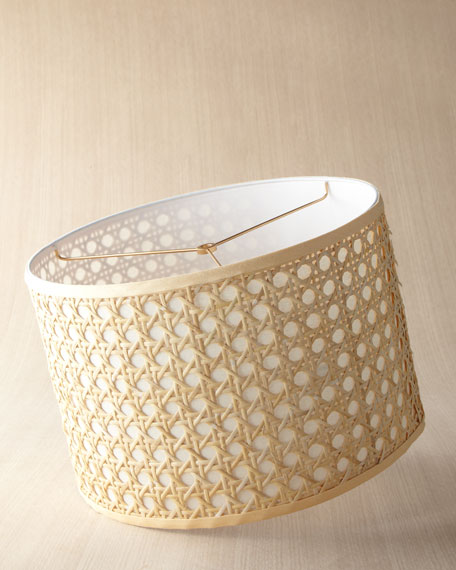 Natural Cane Lamp Shade
