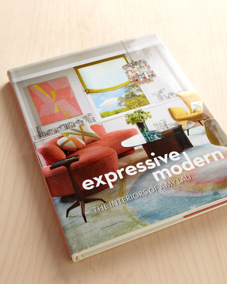 """Expressive Modern: The Interiors of Amy Lau"" Book"