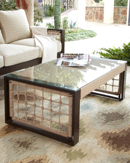 """Marina"" Coffee Table"