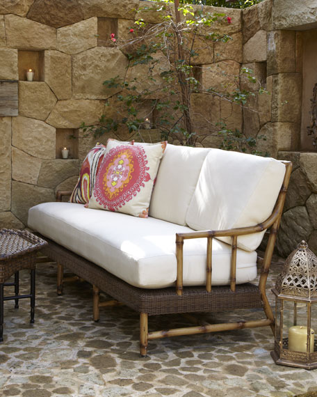 """South Terrace"" Outdoor Sofa"