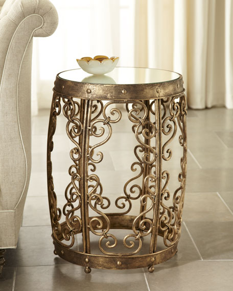 """Mariah"" Side Table"