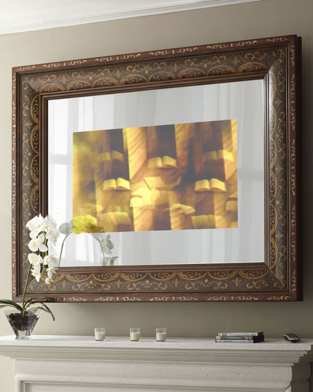Maitland Smith Elegance Flat Screen Tv Cabinet