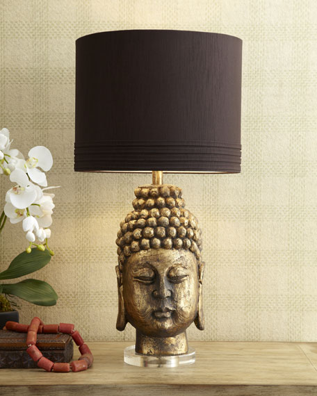 """Sanctuary"" Table Lamp"