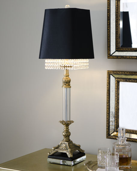 """Highland Park"" Buffet Lamp"