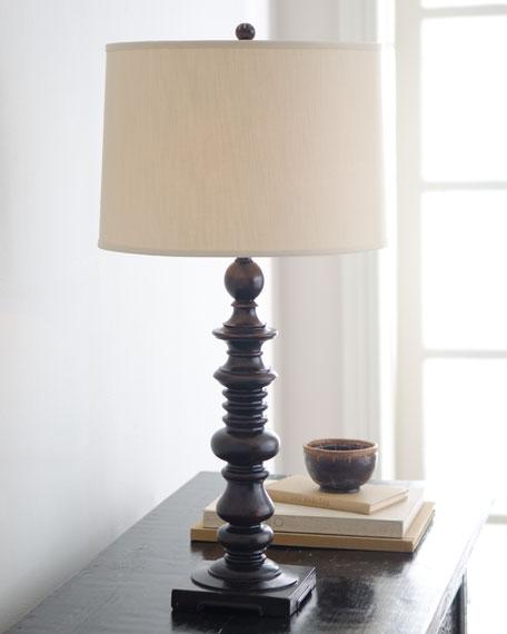 """Gannon"" Candlestick Lamp"