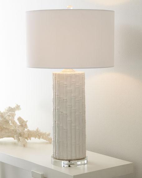 """Bamboo"" Lamp"