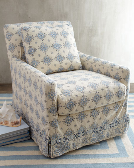 home small chairs product company chair slipcover swivel slipcovered luxe madsen