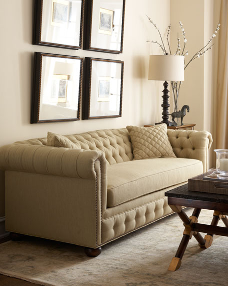 Old Hickory Tannery Quot Ashford Quot Sleeper Sofa
