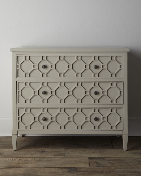 """Landri"" Three-Drawer Chest"