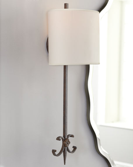 """Roswell"" Sconce"