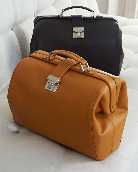 Vintage-Style Briefcase