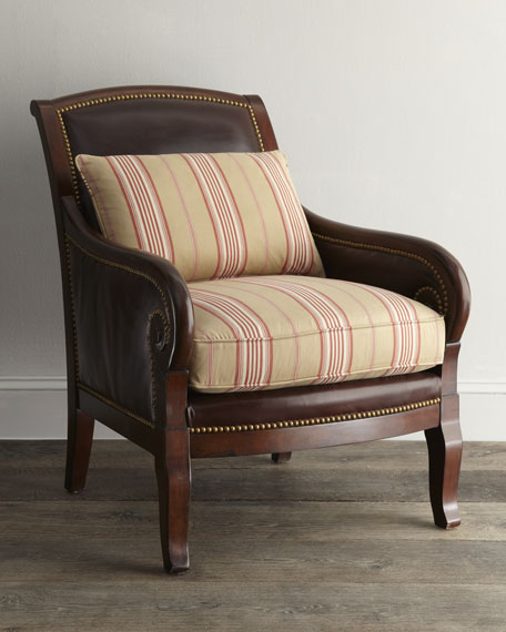 """Clay Hill"" Empire Chair"