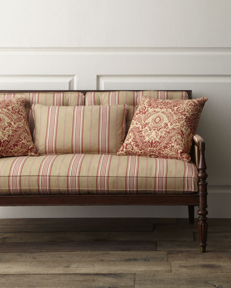 """Shell Point"" Settee"