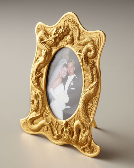 """""""Dragon"""" Picture Frame"""