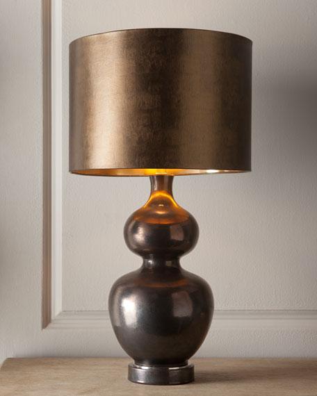 Bronze Gourd Lamp