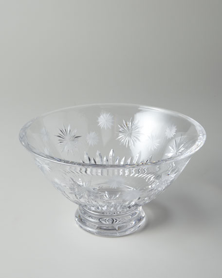 """Snowflake Wishes"" Bowl"
