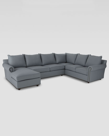 """Ellsworth"" Three-Piece Sectional"