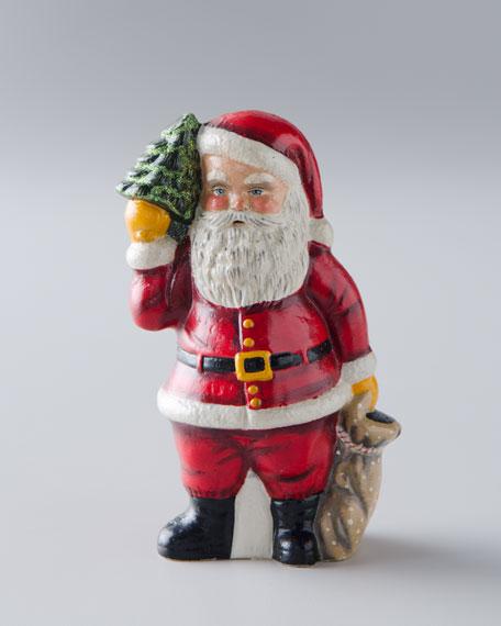 Contemporary Santa Claus