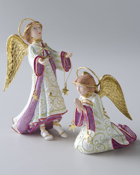 Nativity Angel Figures